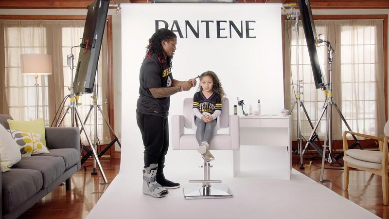 "Pantene ""Dad Do"""