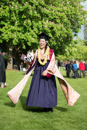 Willamette Commencement - May 14th, 2017