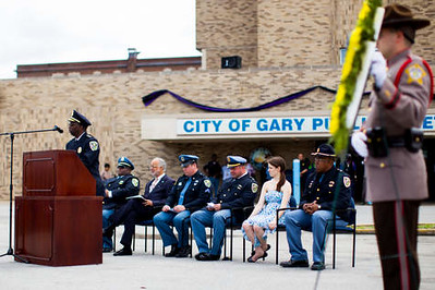 Gary Indiana Fallen Officers
