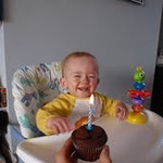 Joe's first birthday