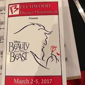 BHS Beauty and Beast 2017