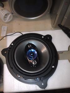 2006 Nissan Xterra X trim Rear Speaker Installation - USA