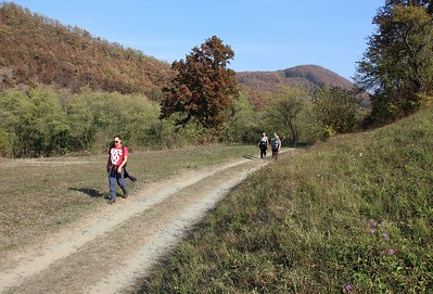 Srbija - Homoljske planine (Kraku Lu Jordan, Markova krcma), 20.10.2019.