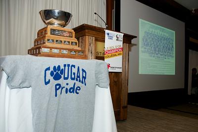 1985 Champlain Cougars 2010 reunion