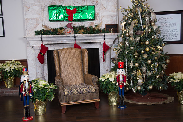 LYC 2016 Bruch with Santa