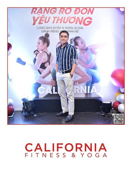 California Fitness & Yoga Láng Hạ | Vietnam  Women's Day activation instant print photobooth | Chụp ảnh in hình lấy ngay tại Hà Nội | Photobooth Hanoi