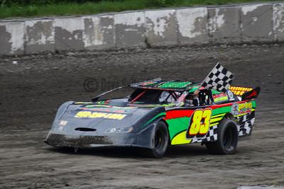 Legion Speedway - 8 July