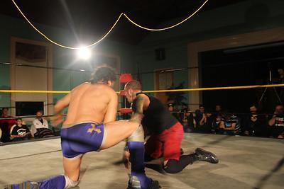 New England Championship Wrestling Friday Fight Night October 4, 2013