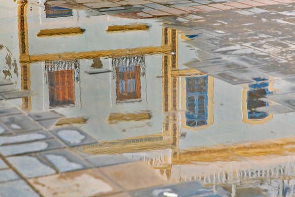 Reflet de medina