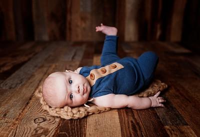 Peyton 3 Months