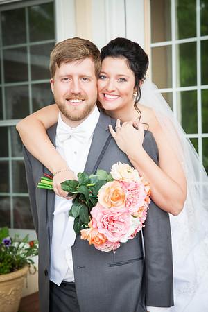 Wright-Alexanderson Wedding