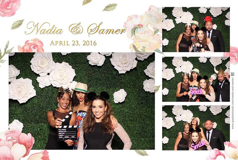 Nadia & Samer's Wedding
