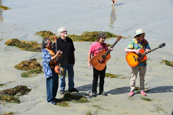 "Dave Humphries Band ""California"" Video Shoot"