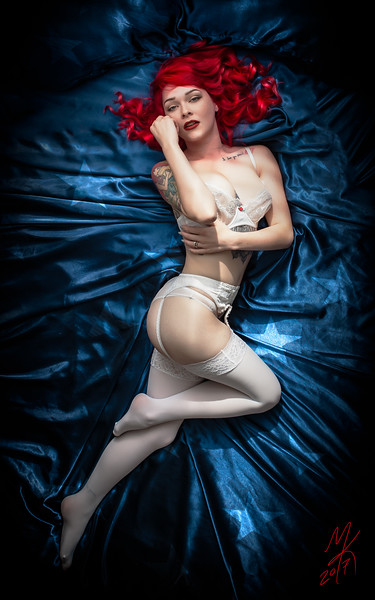 The One Time Pin Up Session