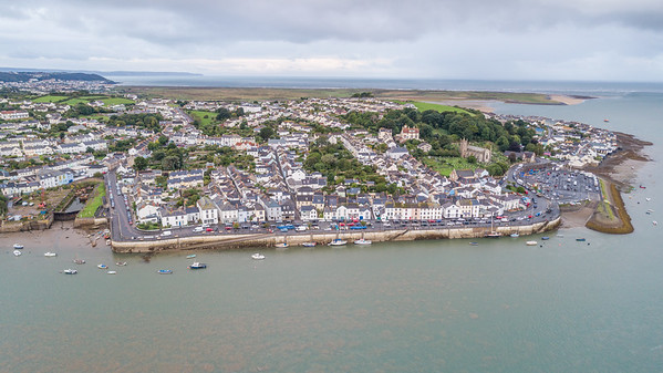 Appledore from above