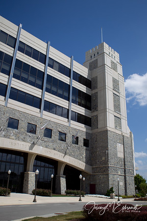 Lane Stadium - Home of Virginia Tech