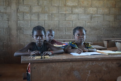 Education project CAR Humanitarian Fund