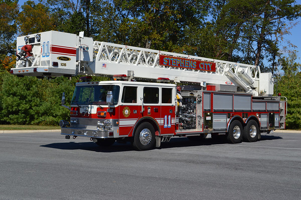 Company 11 - Stephens City Fire and Rescue