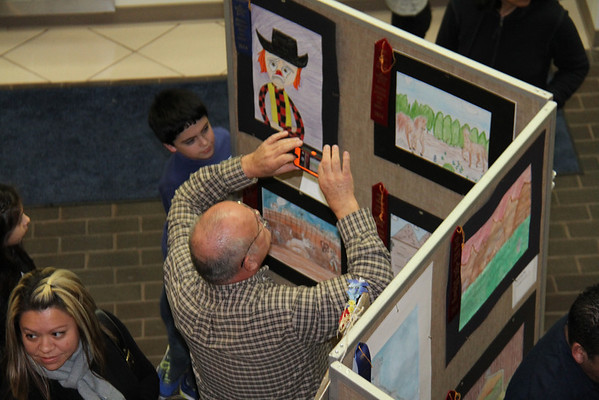 Goose Creek CISD Rodeo Art Show