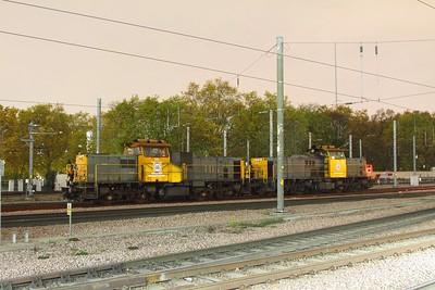 Krupp locos