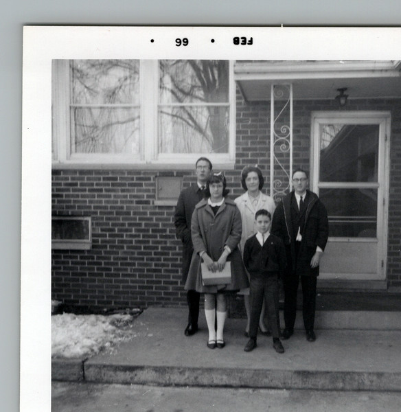 1966 Easter Don, Viv and Ken, Teri and Kris.jpeg