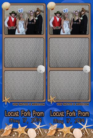 Locust Fork Prom 2014