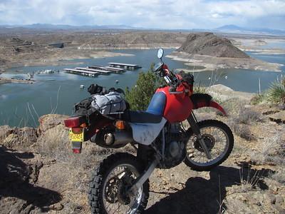 T or C-Palomas North Loop-Lost Hills Loop DS Trip  March 7-9, 2015