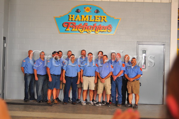08-30-15 NEWS New Hamler Fire Station