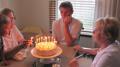 Connor's 19th Birthday