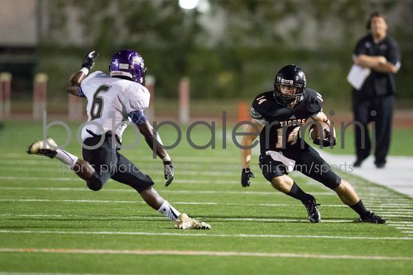 Oxy Football vs Whittier 10-11-14