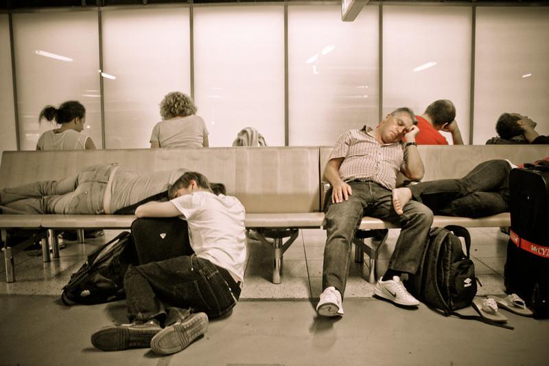 sleeping in the airport group.jpg