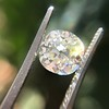 2.13ct Antique Cushion Cut Diamond GIA K SI1 14