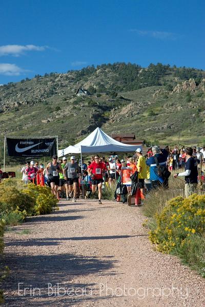 Start-Half Marathon