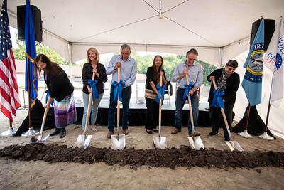 UnitedHealth Foundation Groundbreaking