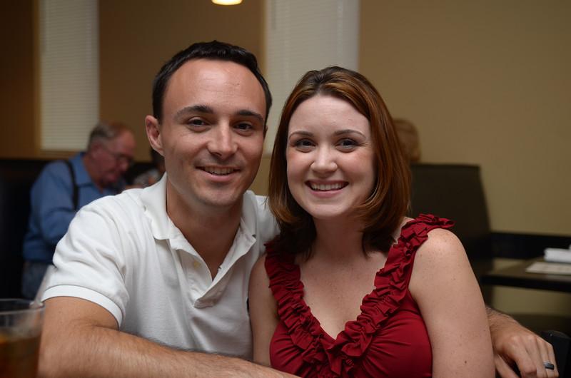 Chris Webster, Heather Webster