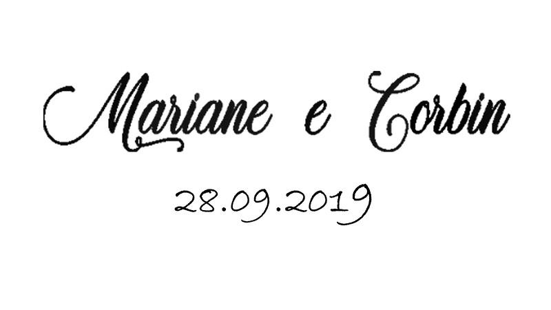 Mariane & Corbin 28.09.2019