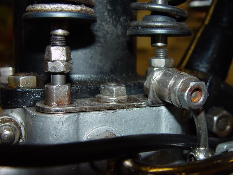 Tappet adjusters