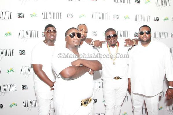 All White Affair 16'