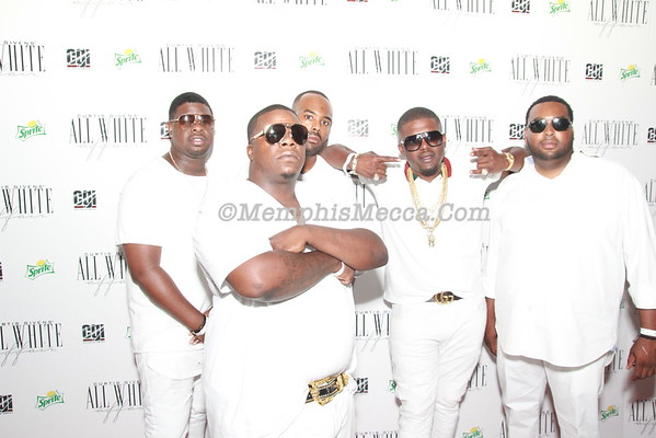 All White Affair 16'