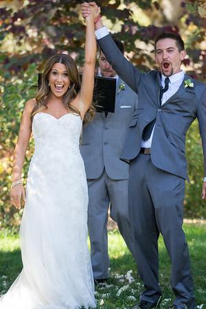 Alex and Michelle's Wedding Day