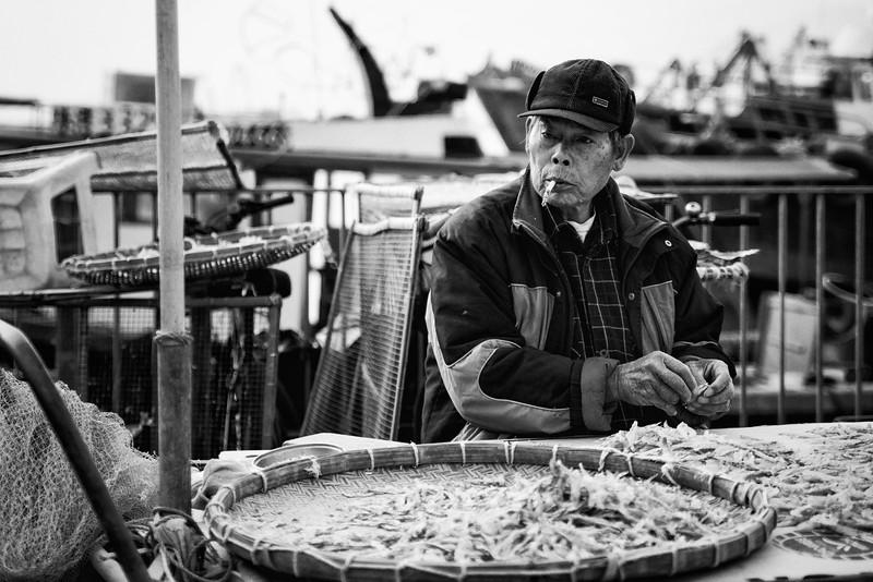 Cheung Chau Fisherman