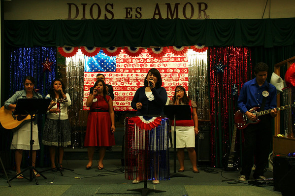 Dia del Pastor 2008