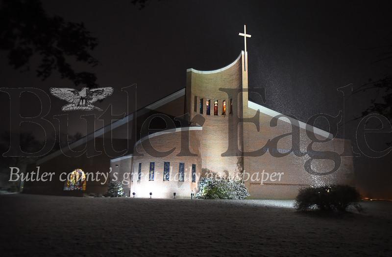 41002 Bishop David Zubik at St. Ferdinand Church In Cranberry Twp