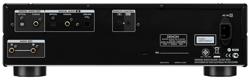 DCD-1520AE