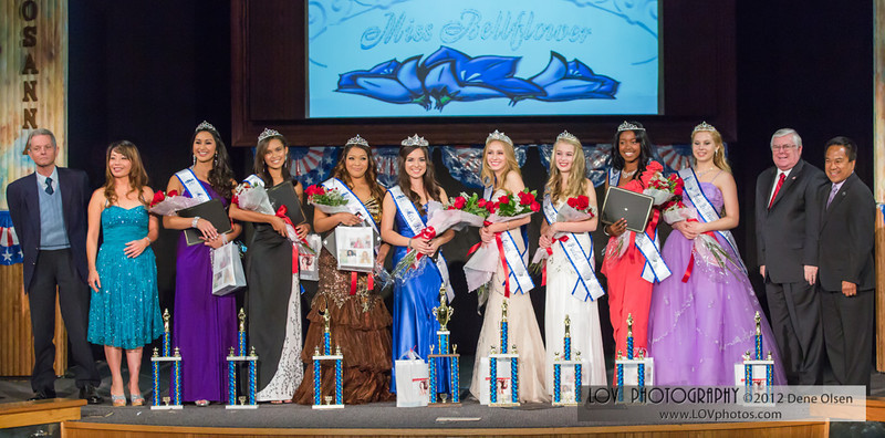 Bellflower 2012 Pageant