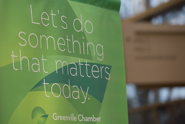 Greenville Chamber of Commerce- 127th Annual Meeting
