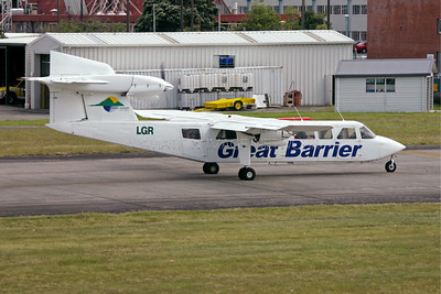Great Barrier Airlines