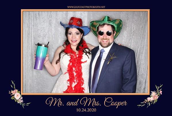Cooper Wedding Oct 24, 2020