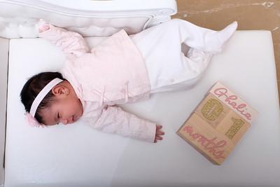 Ghalia turns 1