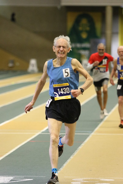 Canadian Masters Indoor Championships 2019